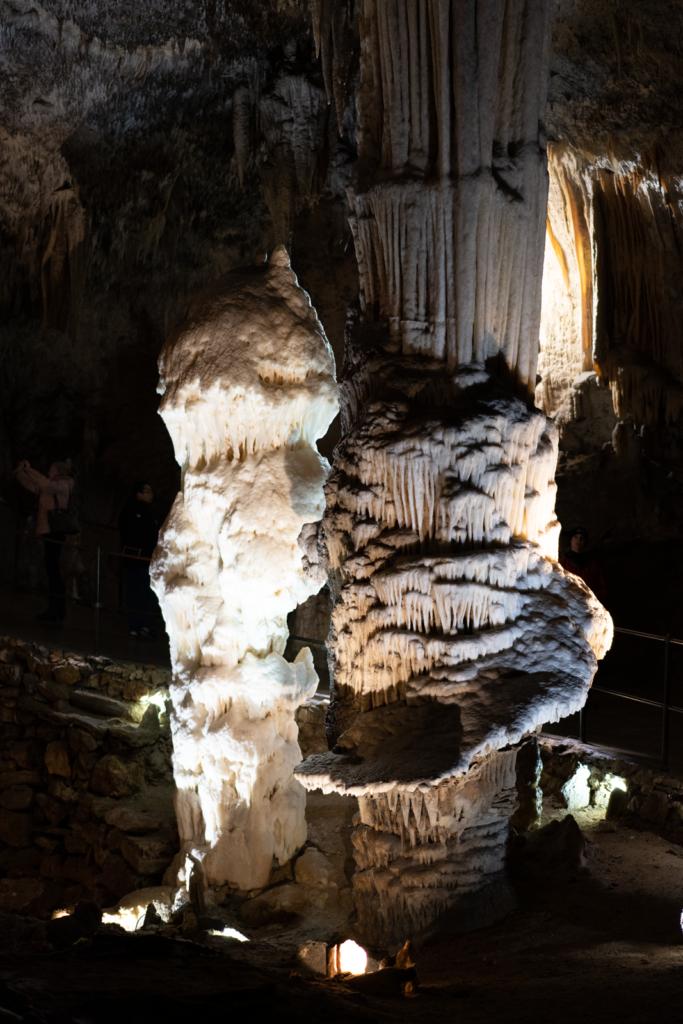 Tropfsteinhöhle Slowenien