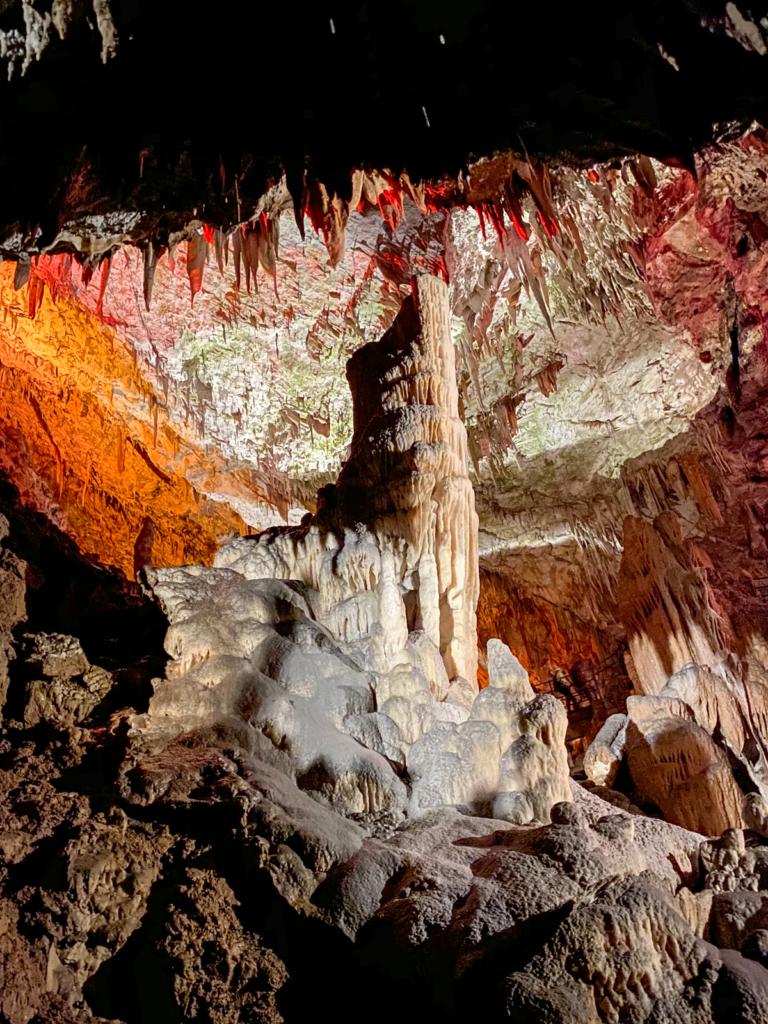 Tropfsteinhöhle Postojnska